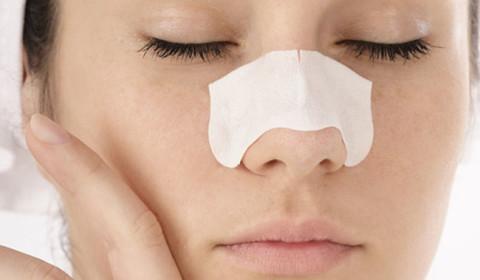 Anti blackheads pore strips - Desiredface - European Facial Workout - California - www.desiredface.com