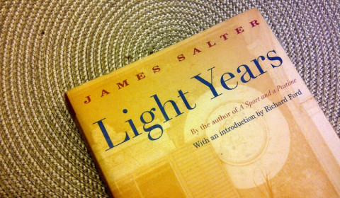Book of the Month Light Years By James Salter - Desiredface - European Facial Workout - California - www.desiredface.com