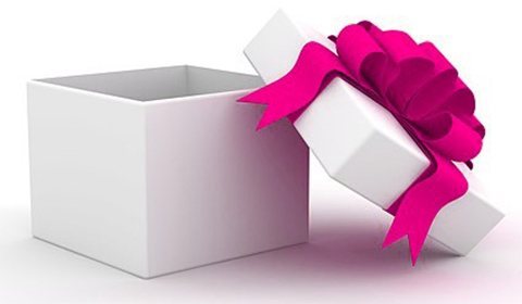 DesiredFace Gift Box