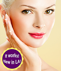 Flyer - Desiredface - European Facial Workout - California - www.desiredface.com