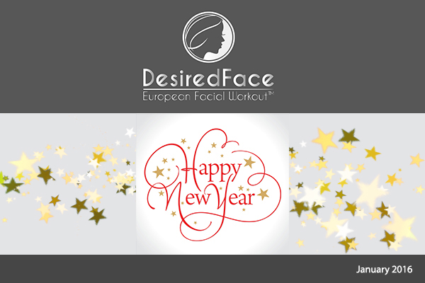 Happy Healthy and Beautiful New Year!   DesiredFace